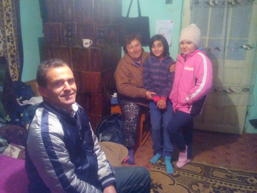 Familia Opris noiembrie 2017